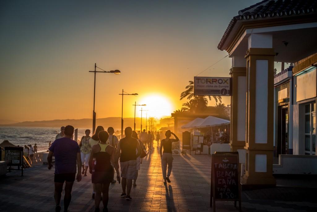 Boulevard Torrox Costa