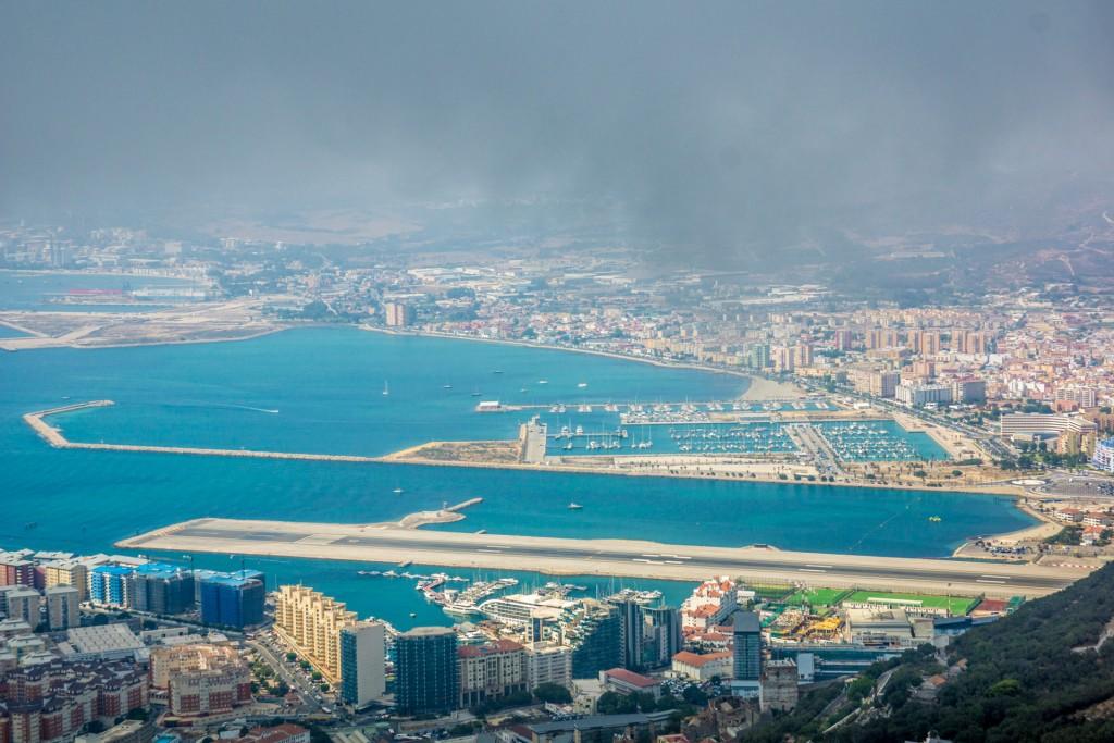 Vliegveld Gibraltar