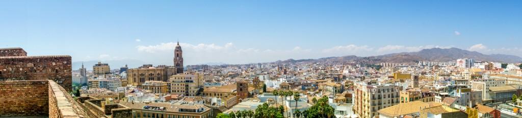 Uitzicht Alcazaba