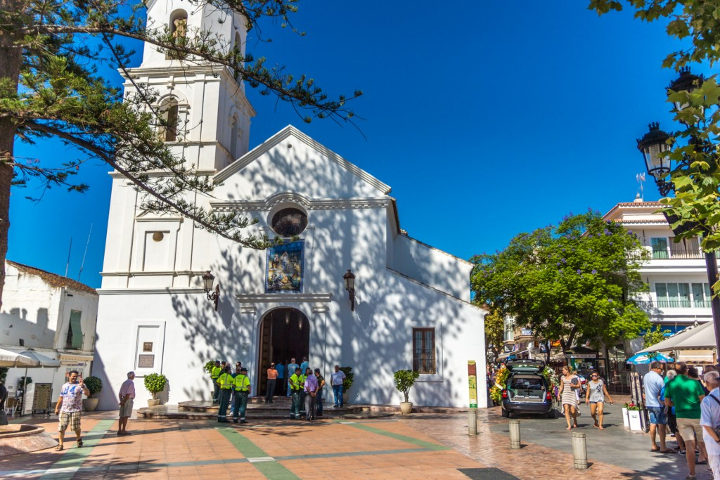 Kerkje Nerja